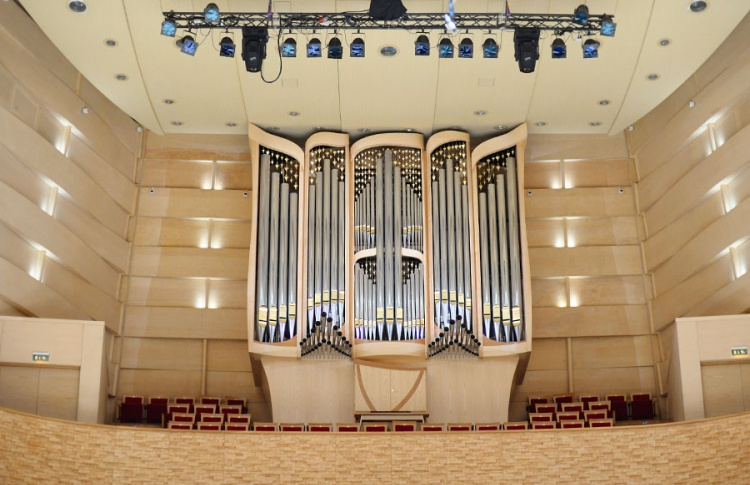 II Международный органный фестиваль