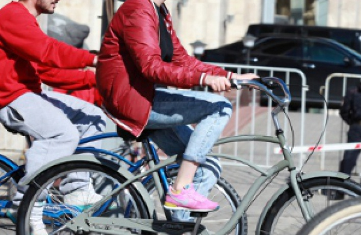 Москва велосипедная: как за последние несколько лет изменился город