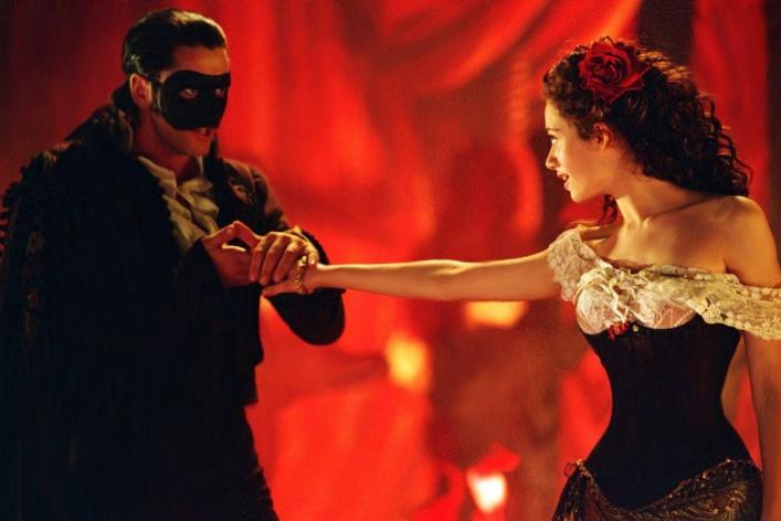 «Призрак Оперы» в МДМ, Софи Эллис-Бекстор в Ray Just Arena и другие важные события выходных в Москве
