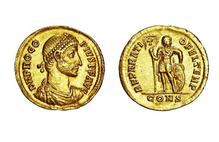 Коллекция редких античных монет будет представлена на выставке «Союза нумизматов»