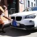 За парковку с заклеенными номерами начнут штрафовать