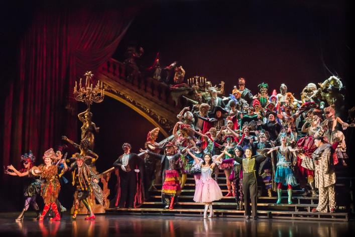 Мюзикл «Призрак Оперы»: доипослеЭндрюЛлойд-Уэббера