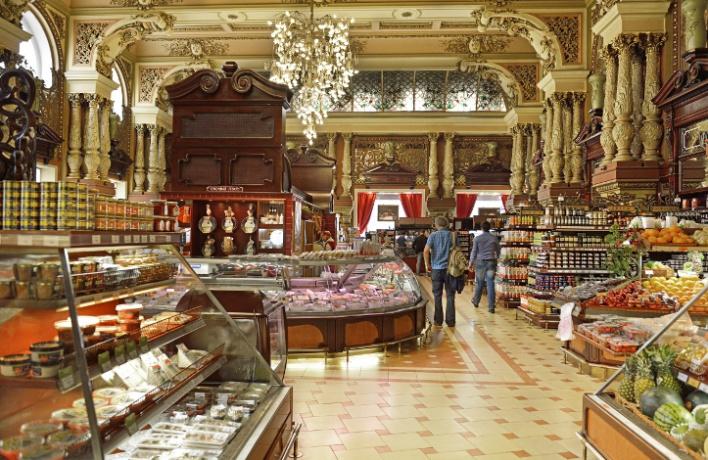 16 интересных магазинов с едой и напитками
