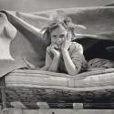 В потоке времени... Фотографии из коллекции Лолы Гарридо.