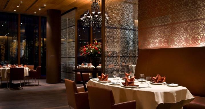 Ресторан Анатолия Комма в Barvikha Hotel & Spa