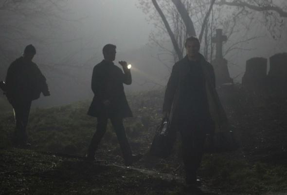 Прогулка среди могил - Фото №3