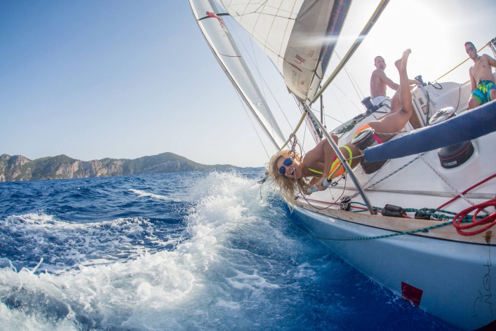 90 участников Регаты FITNESS HOLDING провели 7 незабываемых дней в Средиземном море и зарядились энергией победы