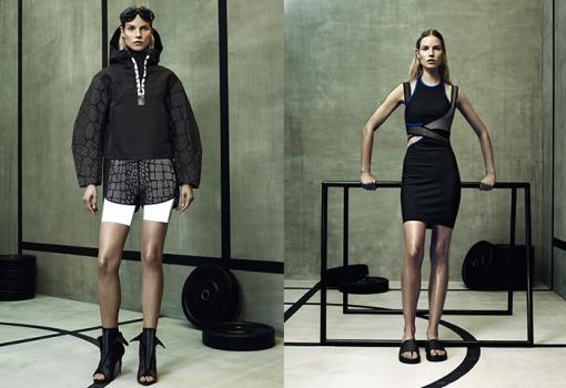 Коллаборация Alexander Wang x H&M