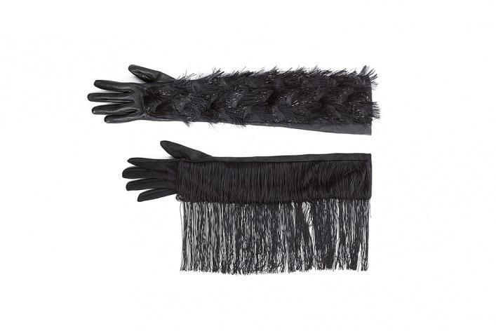 Где найти длинные перчатки