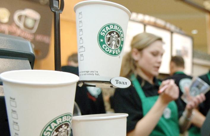 2007: в Москве открылся Starbucks