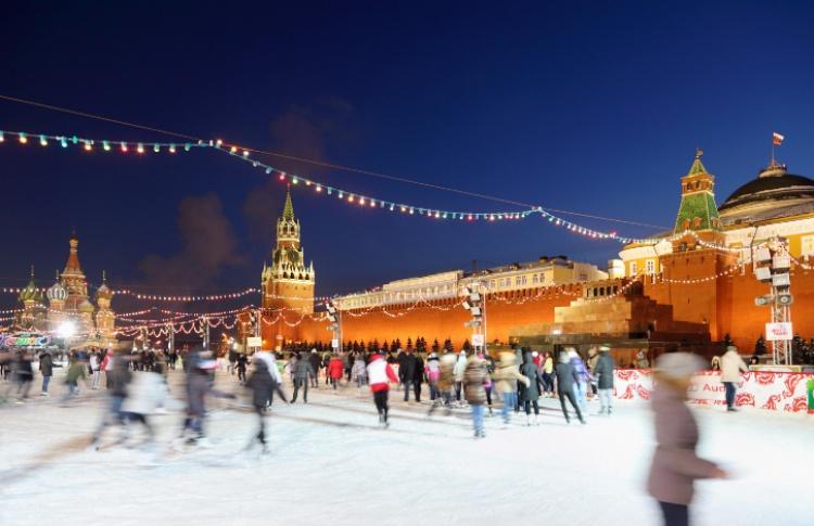2006 — от клуба «Икра» до катка на Красной площади