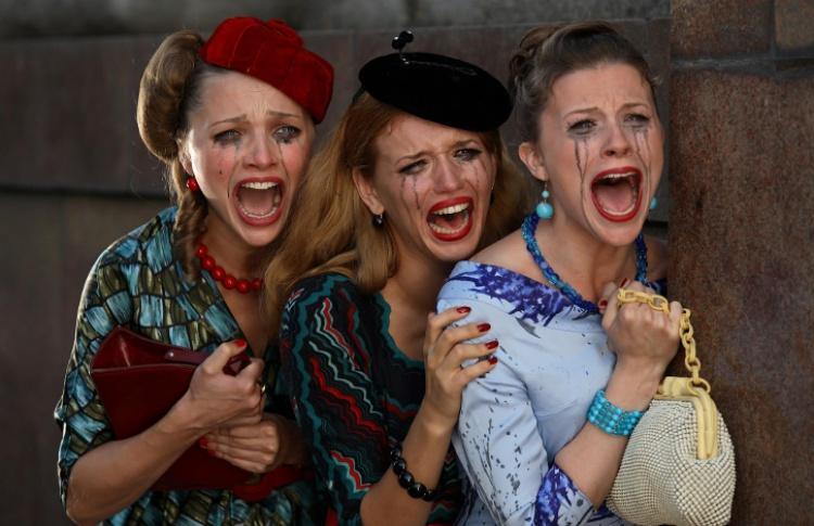 2008 — открытие «Гаража» и «Артплея», Германика в кино и конец клубного гламура