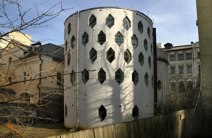 Музей в Доме Мельникова откроется 3 декабря