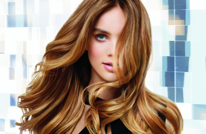 Окрашивание волос, укладки, ногтевой дизайн и коррекция бровей — лучшие места