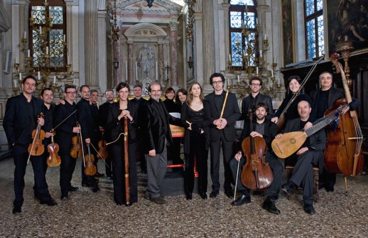 Соня Прина и Венецианский барочный оркестр