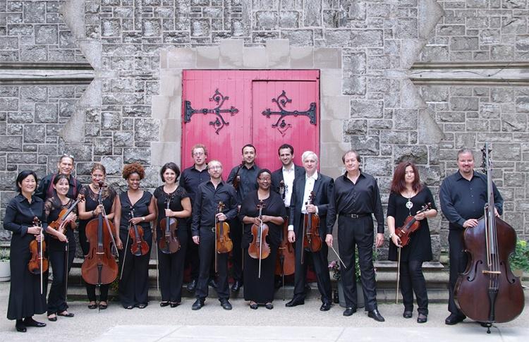Камерный оркестр «Виртуозы Филадельфии»