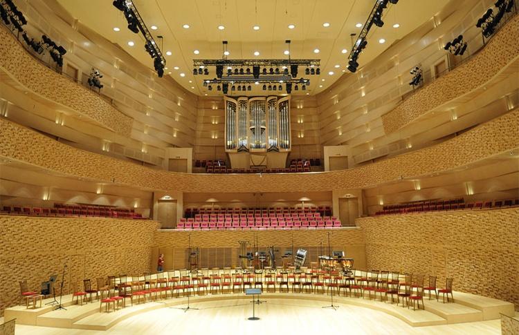 Игнат Солженицын и симфонический оркестр Мариинского театра