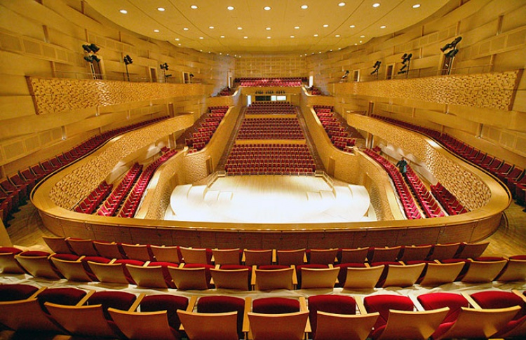 Молодежный оркестр Мариинского театра