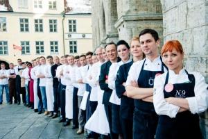 С 1 по 7 ноября в Таллине пройдет неделя ресторанов