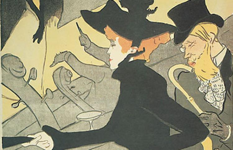 Анри де Тулуз-Лотрек. Парижские удовольствия