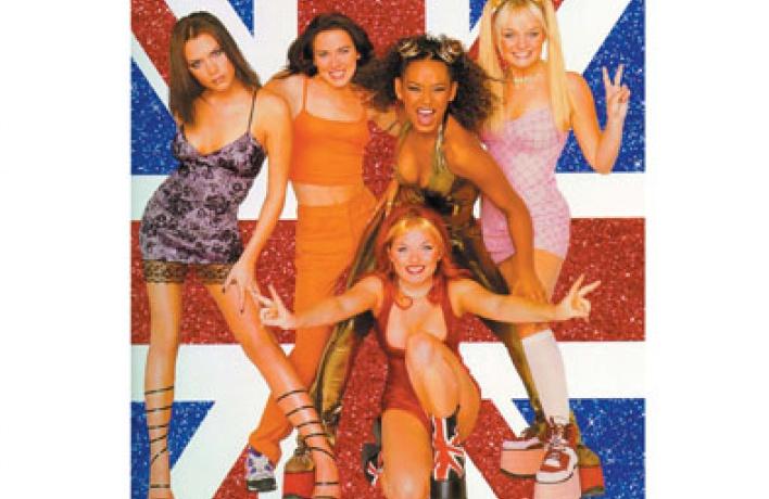 Интервью: Spice Girls