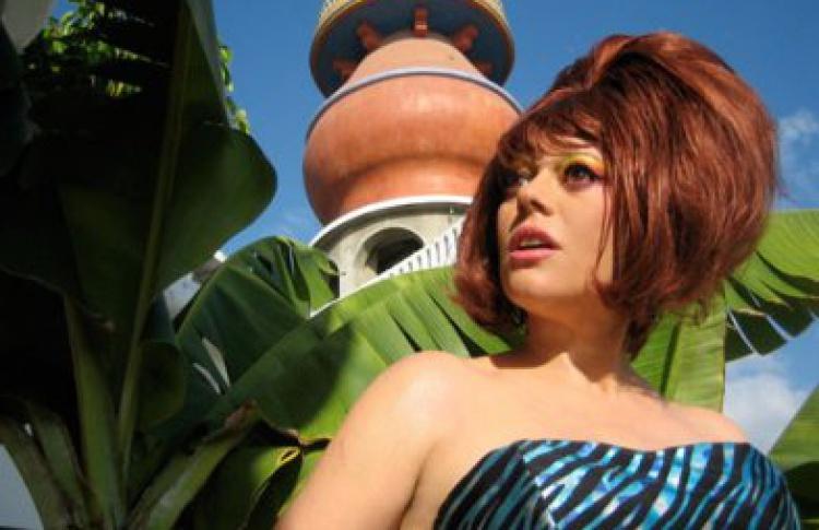 Gaudi People 3. Women at Work 3: DJs Lady Miss Kier (США)
