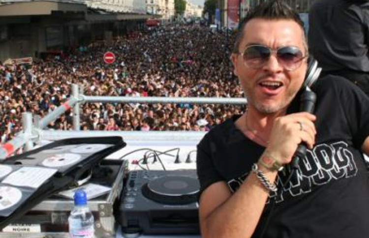 DJs Алекс Гаудино (Италия), Феникс, Cat, Лосев