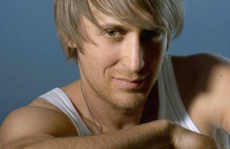 DJ David Guetta (Франция)