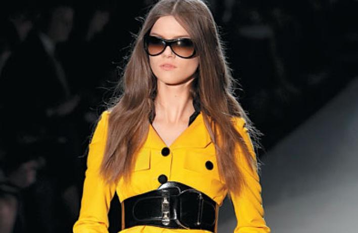 Модные тенденции весны-2008