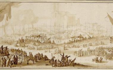 Рисунки французских мастеров из музея Альбертины
