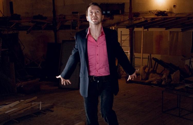 Евгений Миронов: «Мне нравится сочетание актер-худрук»