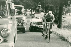 Велогонщик Лётч