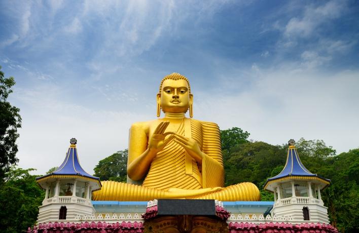 В Отрадном появится пятиметровая статуя Будды