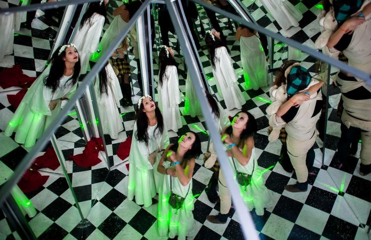 Куда пойти на Хеллоуин: лучшие вечеринки