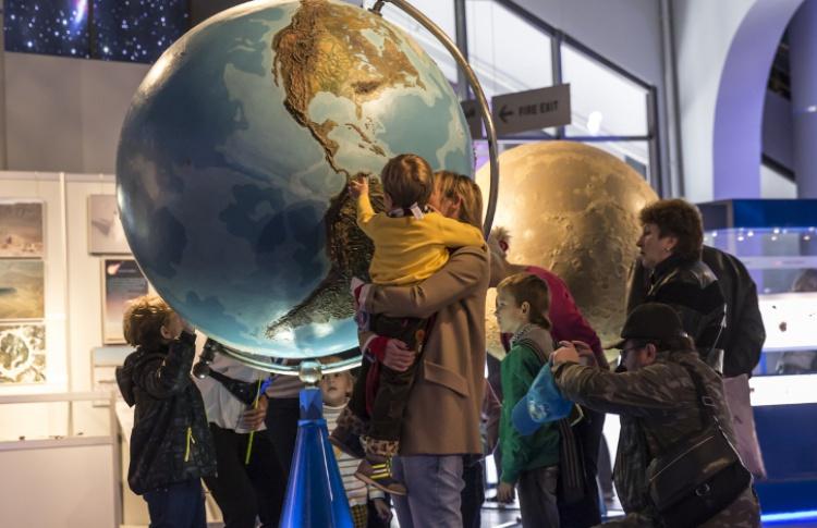 Московскому планетарию исполняется 85 лет