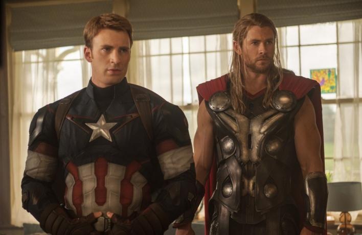 Трейлер недели: «Мстители: Эра Альтрона»