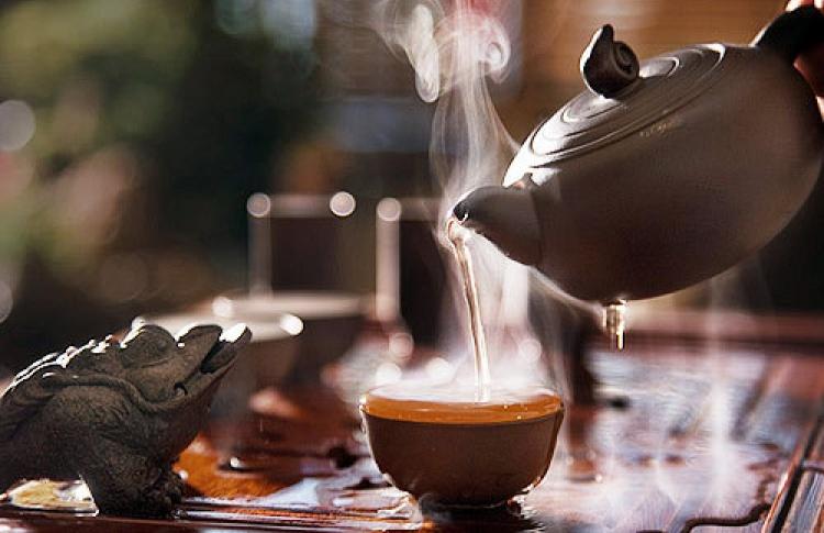 Чайна тайм
