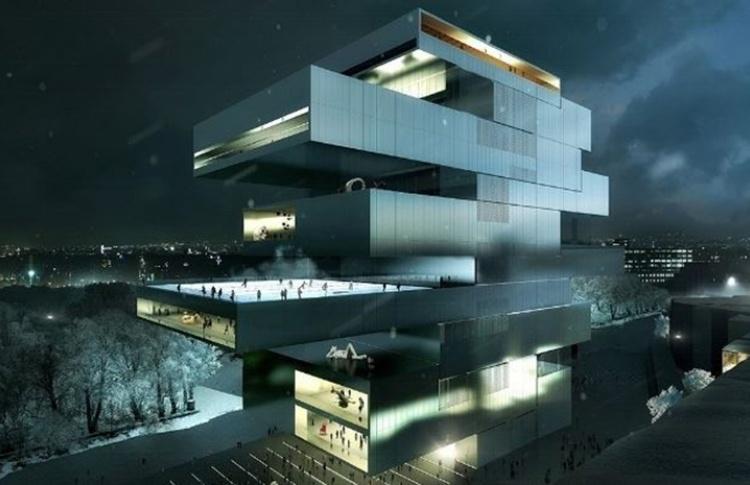 На Ходынке начали строить Центр современного искусства