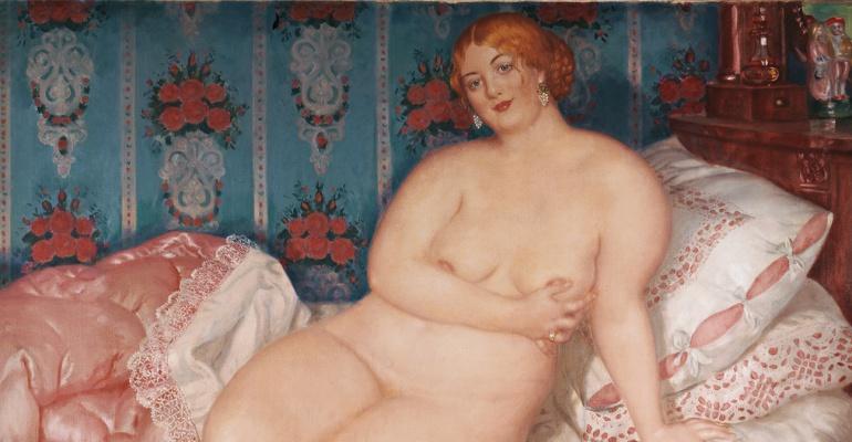 Магия тела. Рисунок конца XIX-XX веков