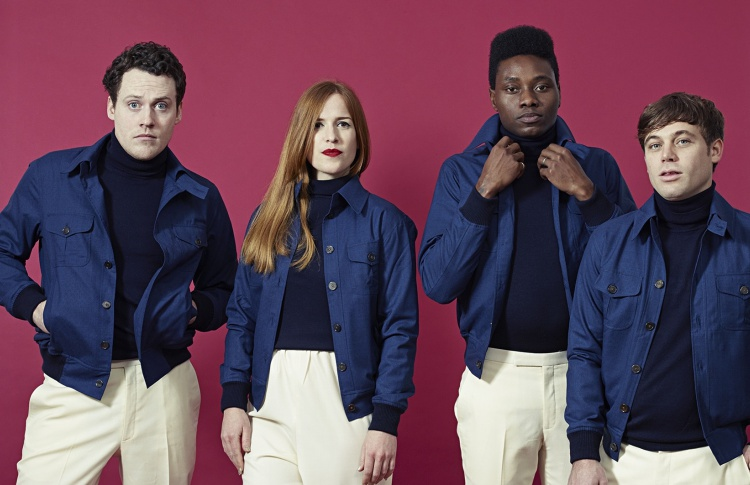 Клип дня — Metronomy «The Upsetter»