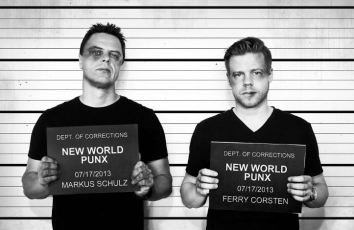 """New World Punx: «Никогда не говори """"никогда"""" в индустрии танцевальной музыки»"""