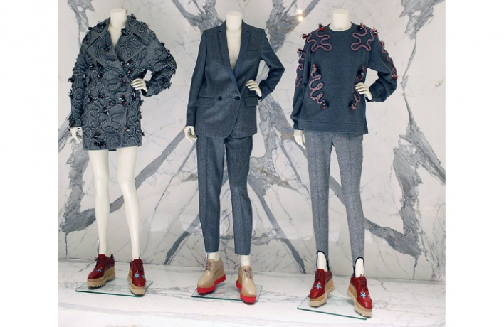 Открылся второй моно-бутик Stella McCartney