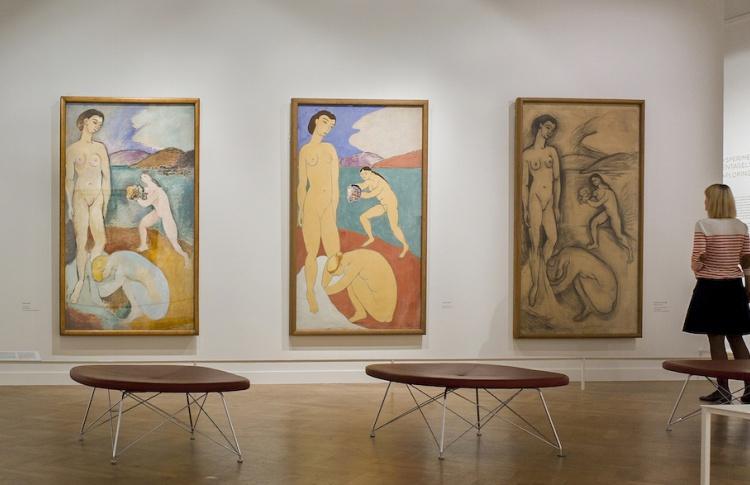 Выставочный дизайн как драматургия для музея