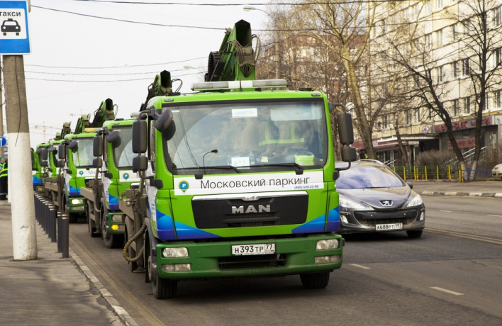 За поврежденные при эвакуации автомобили водителям заплатят до 4,5 млн рублей