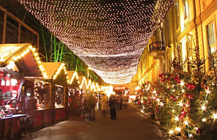 Новогодняя и рождественская ярмарки