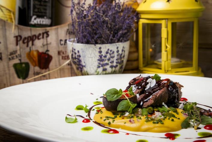 «Честная кухня» — характер нордический