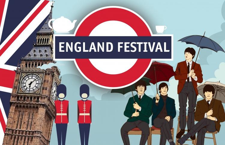 England Festival в ТРК «Москворечье»