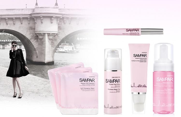 Новый бренд Sampar в Москве