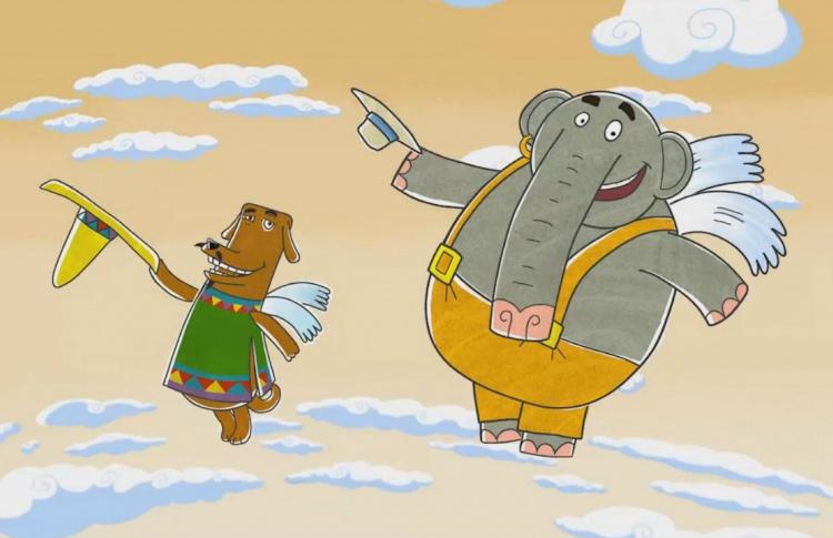 Легкий Слон