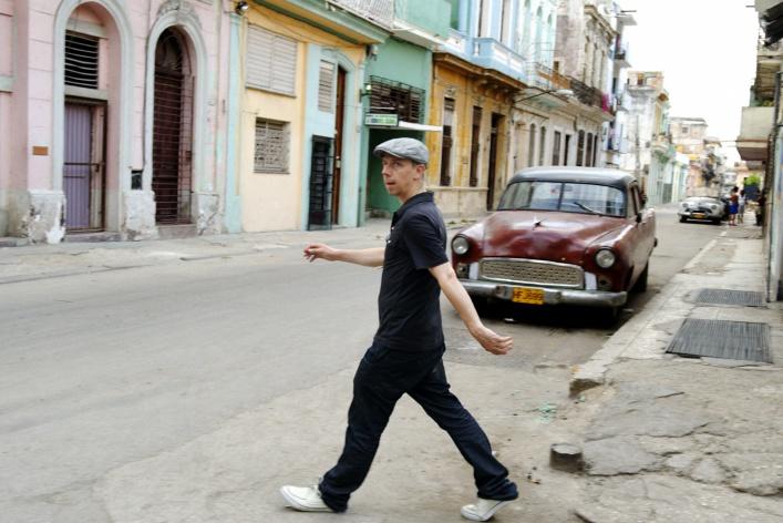 Джайлс Питерсон помог российскому музыканту Raumskaya сделать запись на Кубе